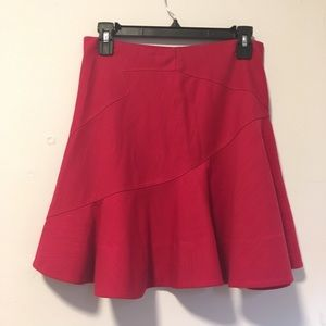 Marc by Marc Jacobs Pink Ruffle Skirt S
